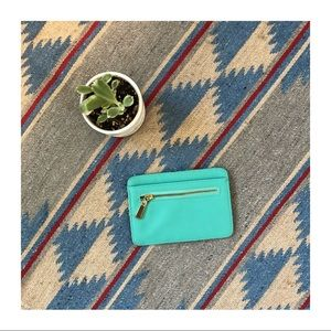 Bags - EUC | Teal Wallet from Target